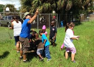 Ken and kids seeding