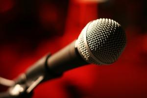 spoken word mic